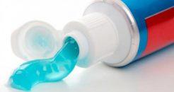 pasta de dientes para gafas empañadas
